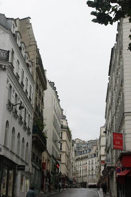Pere LaChaise and Sacre Coeur: Paris