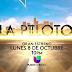"""En octubre alza vuelo la segunda temporada de """"La Piloto"""""""