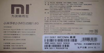 Cara Cek Produk Xiaomi Asli atau Palsu