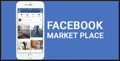 How do I find items to buy on Facebook Marketplace?