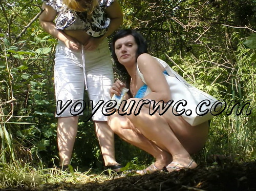 PissHunters 9187-9202 (Outdoor voyeur peeing. Voyeur public toilet spy cam)