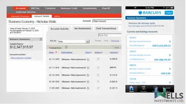 Wells Investments LTD