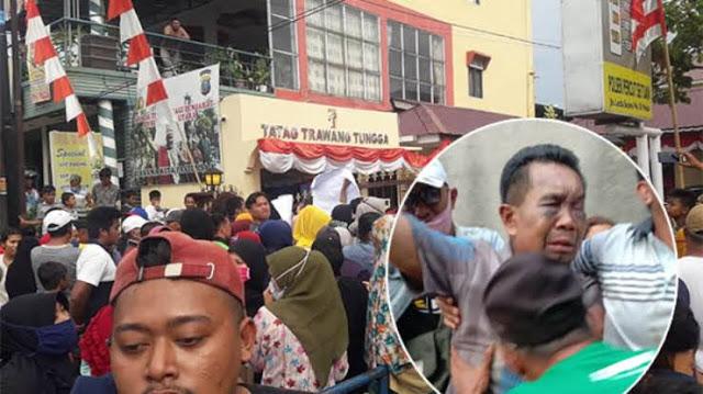 Buntut Kasus Kuli Bangunan Disiksa Polisi, Akhirnya Kapolsek Dicopot, 8 Polisi Dimutasi