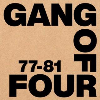 Gang of Four - 77-81 Music Album Reviews