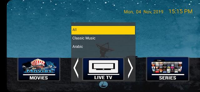 تحميل تطبيق لمشاهدة جميع قنوات العالم