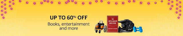 Diwali Amazon Great Indian Festival Offer 2018