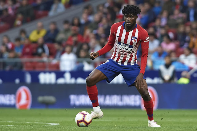 Soyuncu more important to Arsenal than Partey - Victor Ezeji