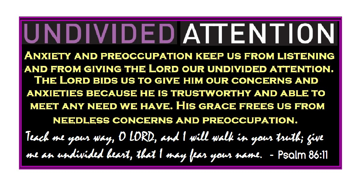 1c25e87a03f52 OCT 9, 2012 - TUESDAY MEDITATION (GIVE THE LORD YOUR UNDIVIDED ...