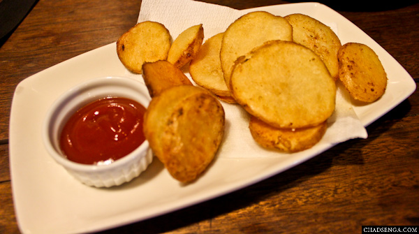 Mama Chit's Marikina, mojos, ketchup