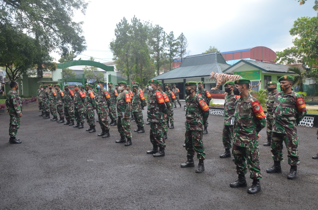Pangdam III Siliwangi Jamin Netralitas TNI Dalam Pilkada Serentak Di Jawa Barat