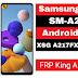 Samsung Galaxy A21s (SM-A217F) Remove FRP Lock/Pin Lock & Smart Switch Not Working | Downgrade Method