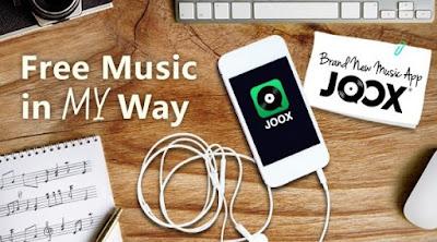 Cara Menyimpan Lagu di JOOX menjadi MP3 di Android Dengan Mudah