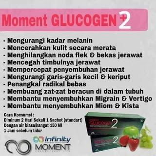 Testimoni Moment Glucogent Anti Aging