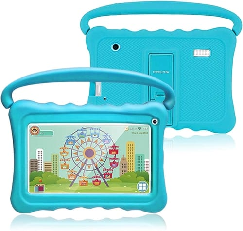 Review TOPELOTEK kids 707 7 Android kids tablet