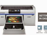 Printer DTG Epson SureColor SC-F2000, Mesin Pencetak Gambar di Kaos