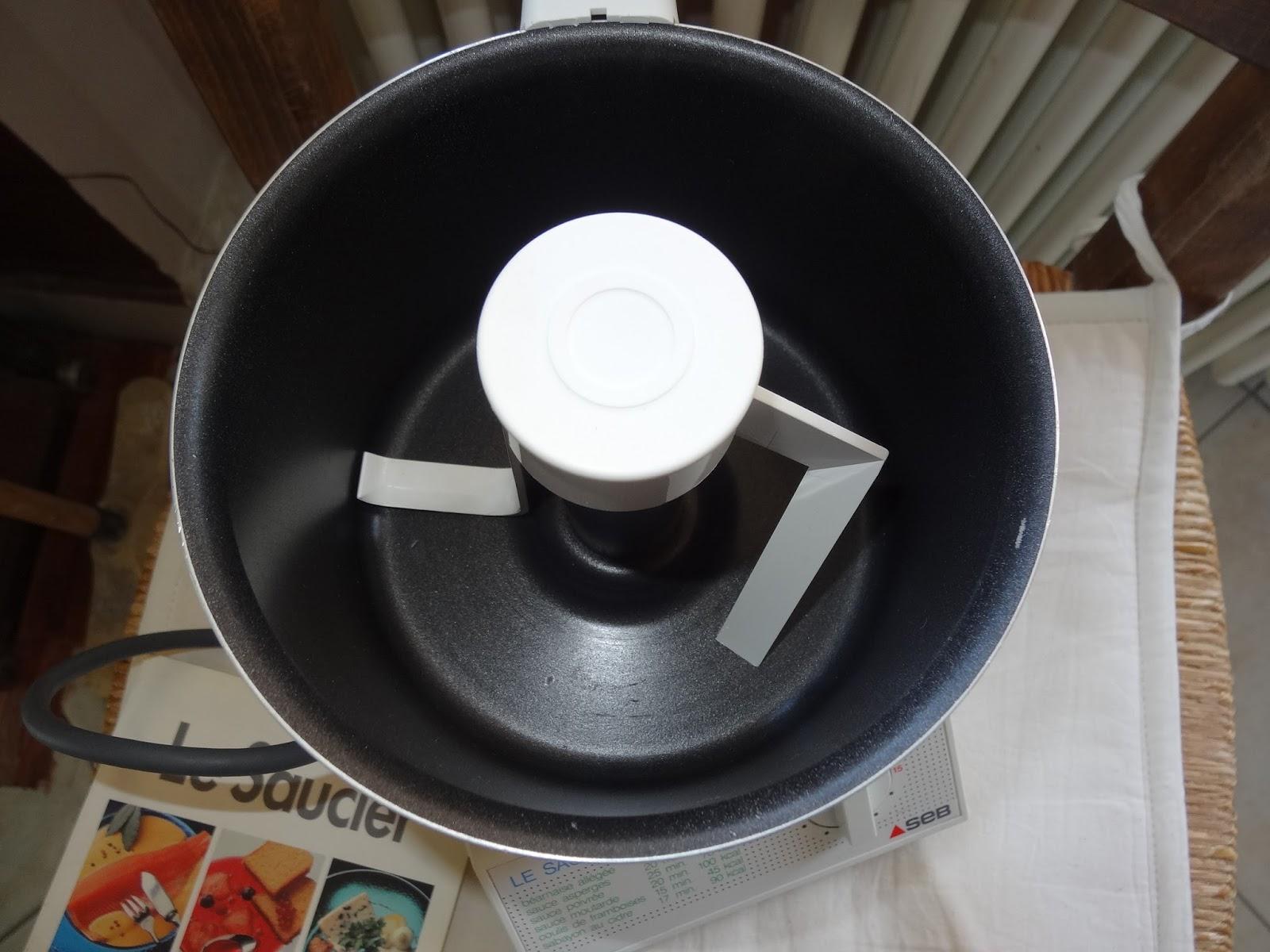 orlise42 saucier lectrique seb avec minuteur minuterie moins cher qu 39 un thermomix. Black Bedroom Furniture Sets. Home Design Ideas