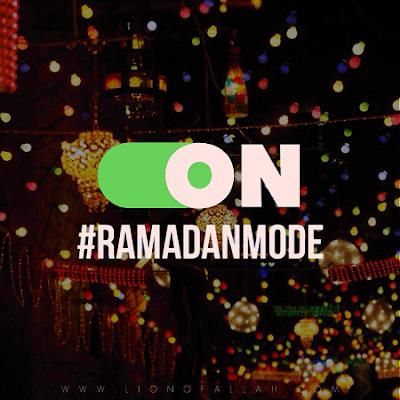 Ramadan Quotes DP