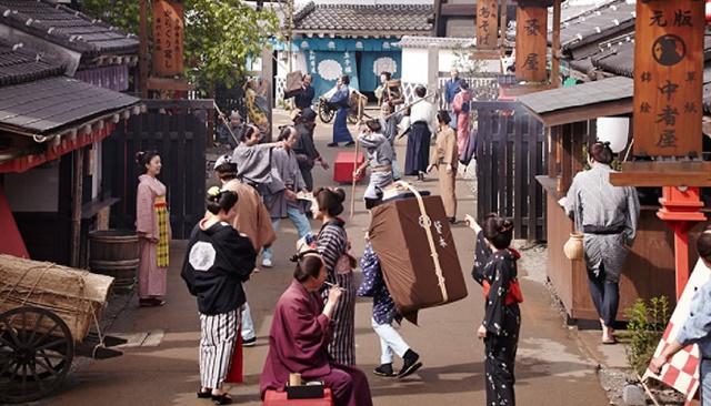 เอโดะ วันเดอร์แลนด์ (Edo Wonderland)