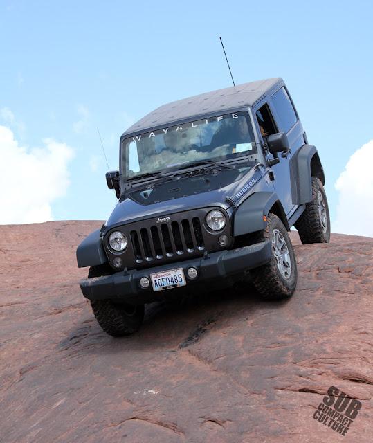 Debbie's Jeep JK