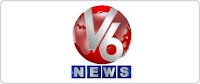 Watch V6 News Channel Live TV Online | ENewspaperForU.Com