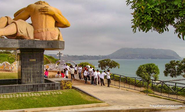 Parque do Amor, Miraflores, Lima, Peru