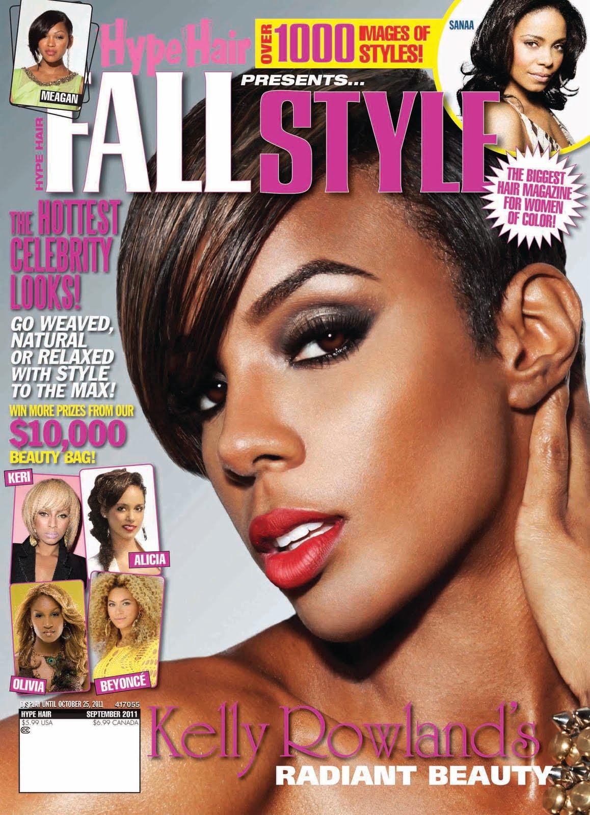 Kelly Rowland x Hype Hair - Beauty Blvd.