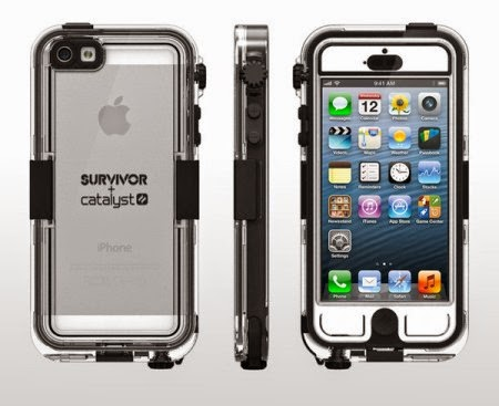 half off fecb5 0387f Griffin GB35562 Survivor Waterproof and Catalyst for iPhone 5 ...