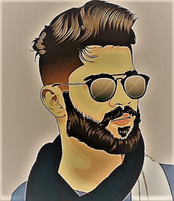 Cartoon boy Whatsapp Dp