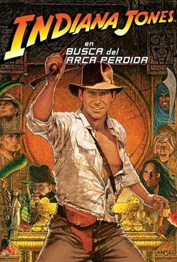 Indiana Jones 1 En busca del Arca Perdida (1981) Online latino