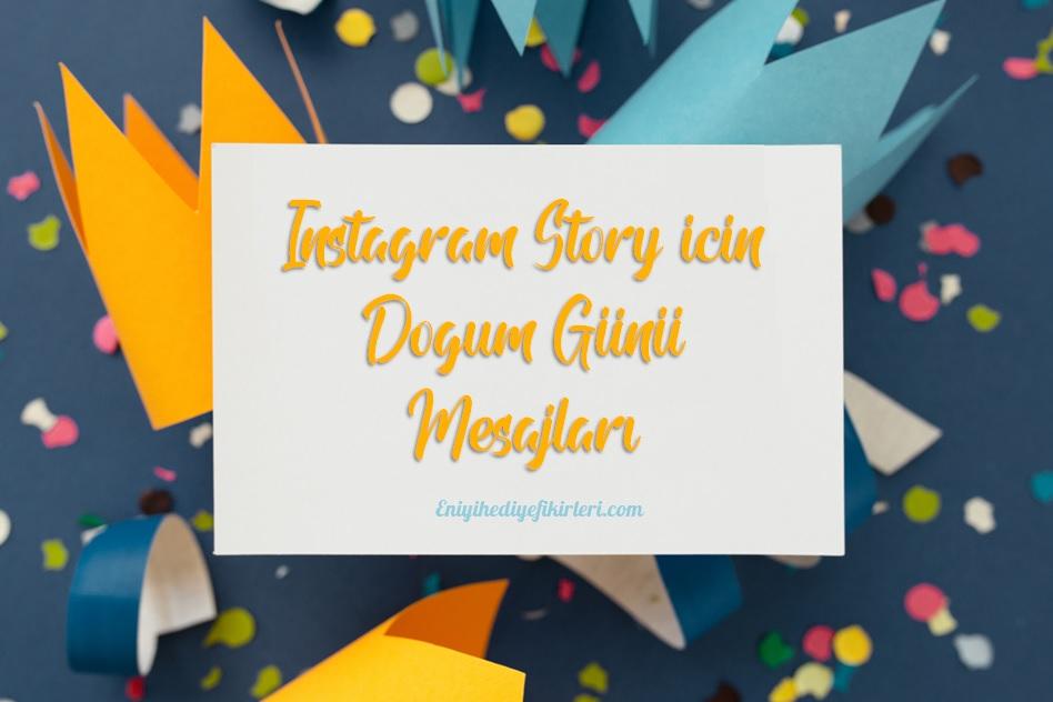 Instagram Doğum Günü Story Sözleri