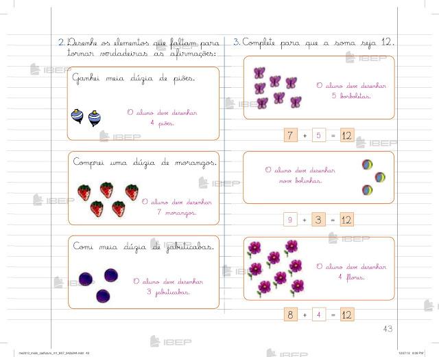 Caderno do Futuro Matematica 1 Ano Pdf