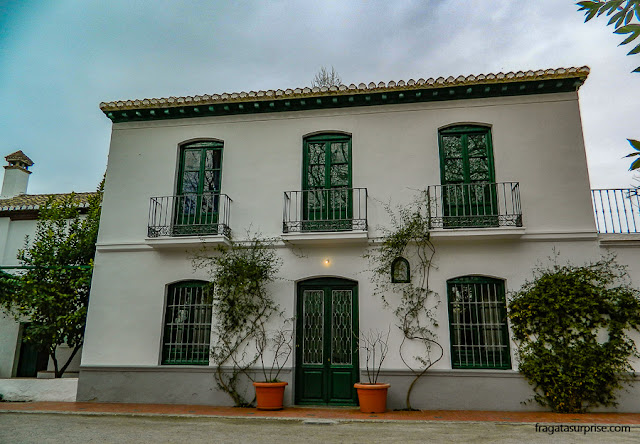 Casa Museu Federico García Lorca, Granada