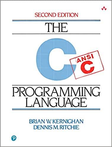 C Programming Language, 2nd Edition 2nd Edition