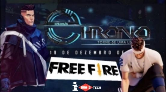 كيفية الحصول على شخصية كرونو Chrono في لعبة غارينا فري فاير Free Fire