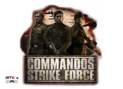 تحميل لعبة Commandos Strike Force كاملة للكمبيوتر