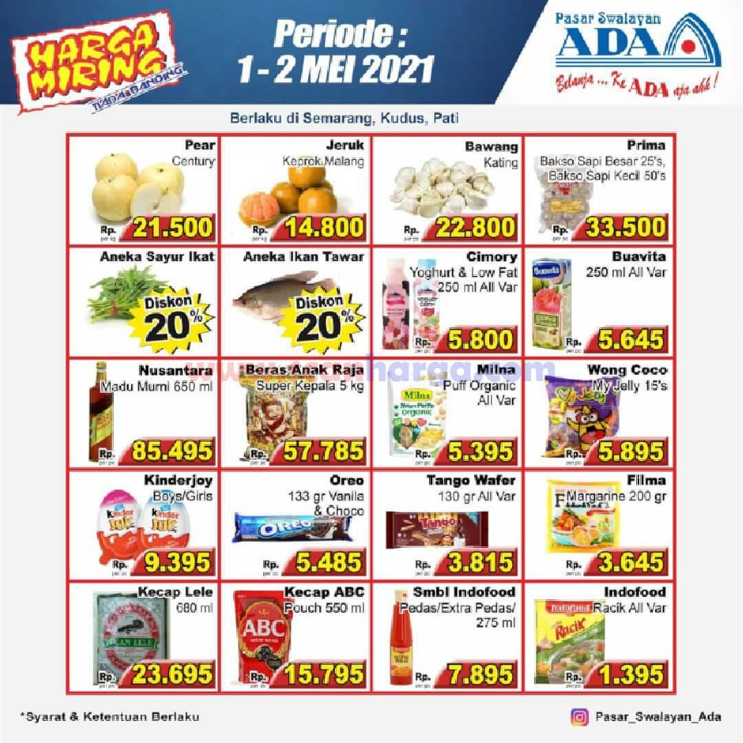 Katalog Promo ADA Swalayan Terbaru 1 - 2 Mei 2021 4