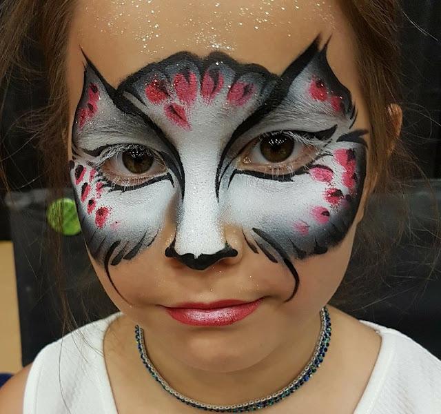 maquillajes de gato