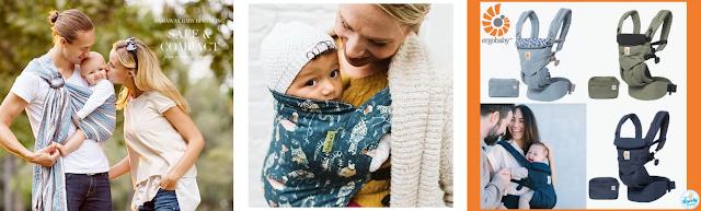 Baby gear penting cuti dengan anak-anak