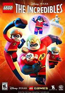 LEGO The Incredibles Torrent (PC)