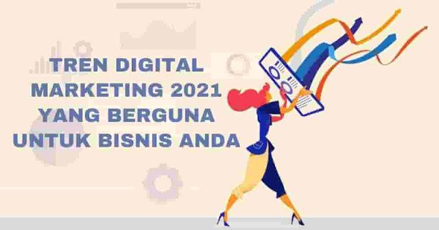 Tren Digital Marketing 2021