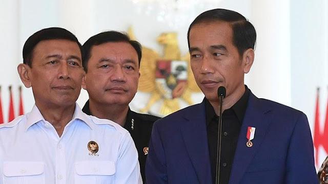 Telik Sandi Pemerintah Berhasil Ungkap Kelompok Yang Bonceng Aksi Demo Mahasiswa, Targetnya Menggagalkan Pelantkan Jokowi -Ma`ruf