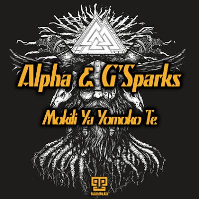 DJ Alpha & G'Sparks feat. Jhonathan - Mokili Ya Yomoko Te (Original)