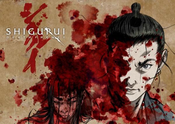 Shigurui Subtitle Indonesia