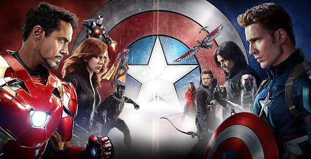 Captain America 3 Civil War Full Movie Download In Dual Audio Hindi - Engliah