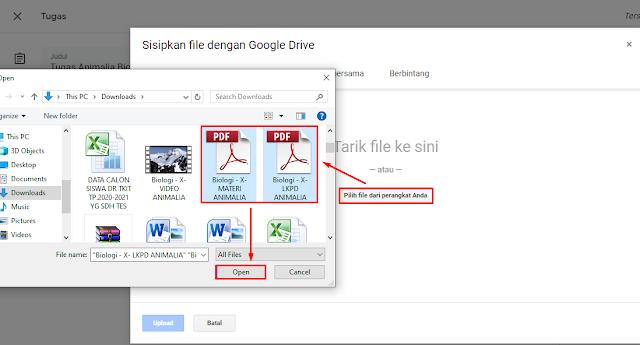Cara Membuat Tugas di Google Classroom