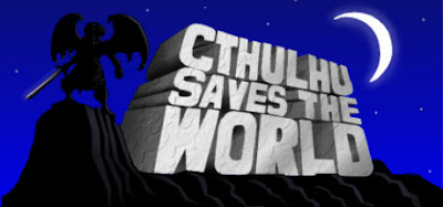 CTHULU SAVES THE WORLD