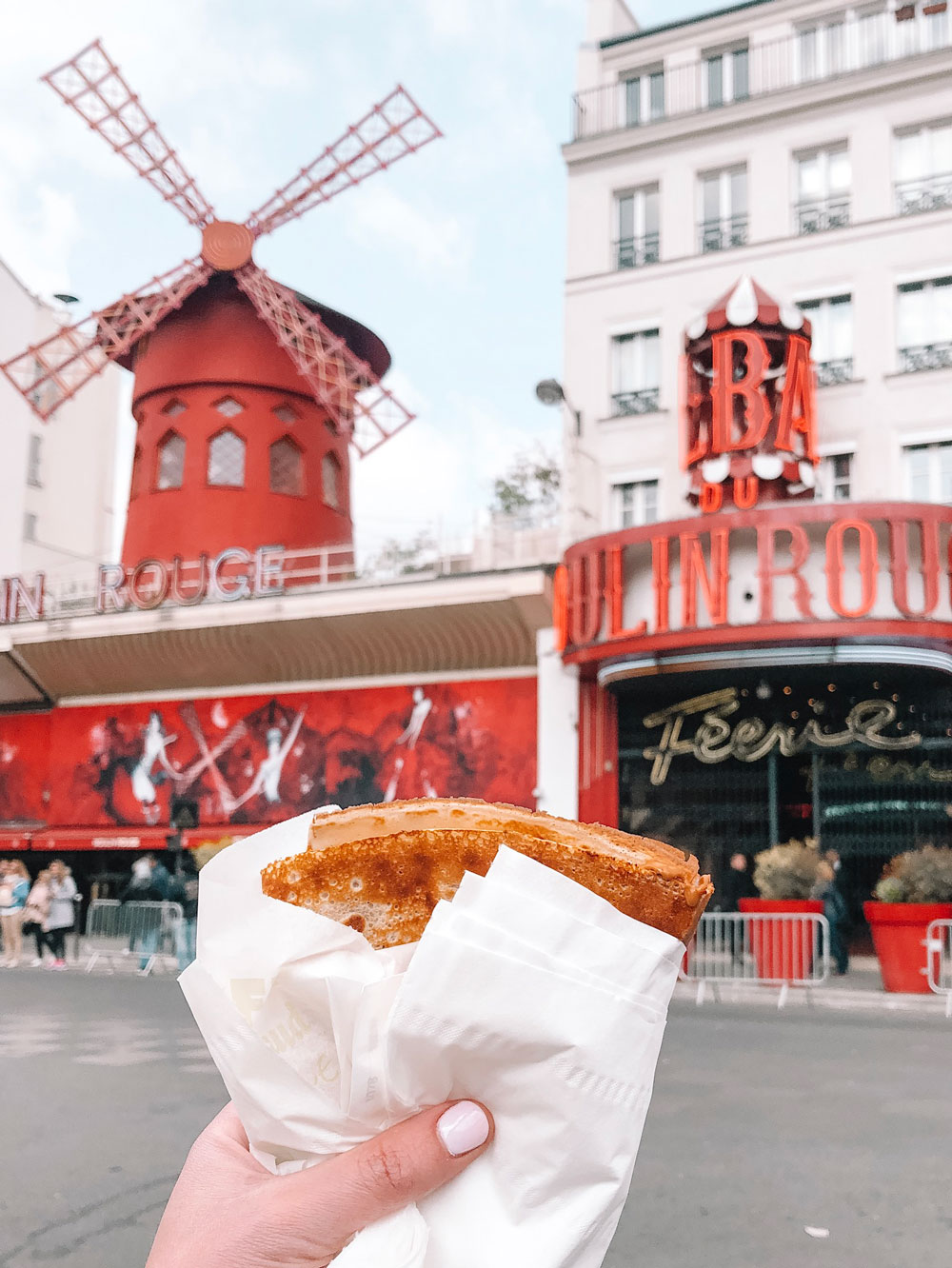 where to find the best crepe in paris