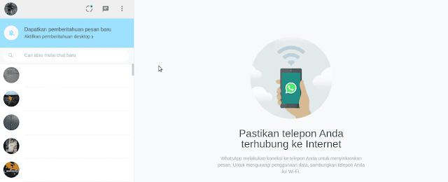 screenshot resmi web whatsapp
