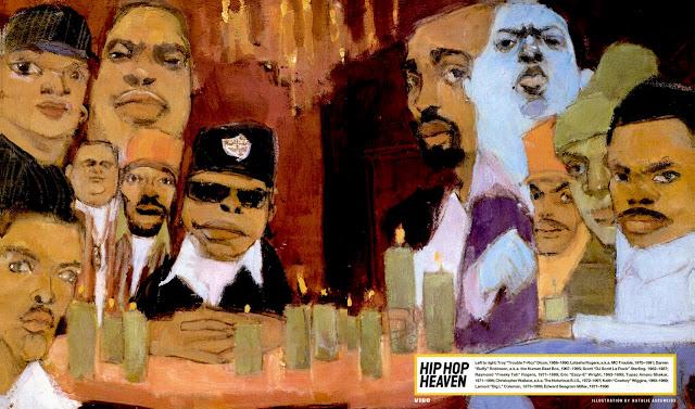 """Hip Hop Heaven R.I.P. """"Hip-Hop Nostalgia"""""""