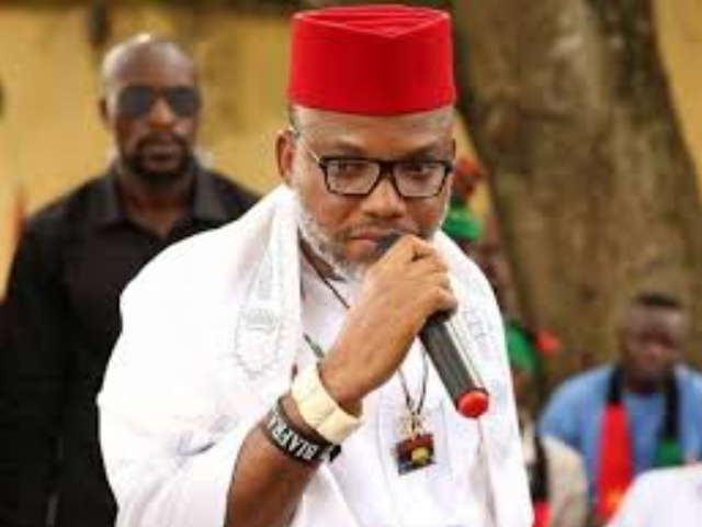 Nnamdi Kanu Releases 7 States That Will Form Biafra, Reveals System of Government